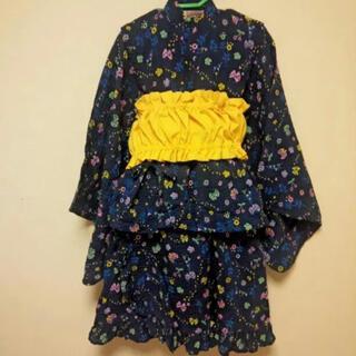 ブランシェス(Branshes)のブランシェス 浴衣 120(甚平/浴衣)