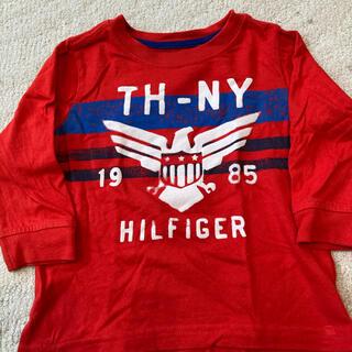 トミーヒルフィガー(TOMMY HILFIGER)のTOMMY HILFIGER 長袖Tシャツ 80サイズ(Tシャツ)