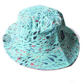 patagonia - パタゴニア キッズ 帽子 5T