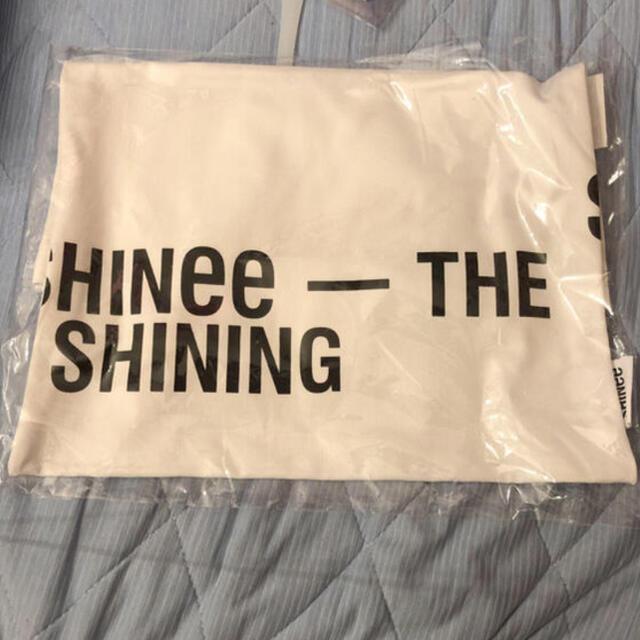 SHINee(シャイニー)のSHINee SPECIAL PARTY -THE SHINING トートバッグ エンタメ/ホビーのタレントグッズ(アイドルグッズ)の商品写真