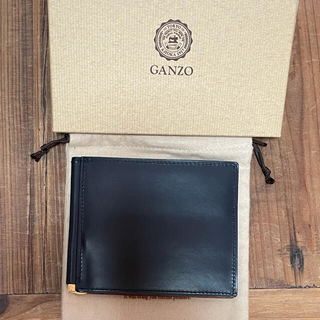 GANZO - ガンゾ マネークリップ