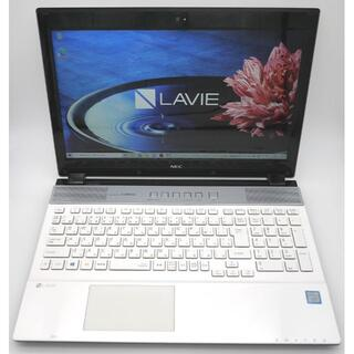 NEC - NEC LaVie Core i7、メモリ16GB、SSD搭載 15型タッチ液晶