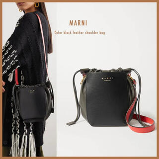 Marni - マルニ MARNI ショルダーバッグ 巾着