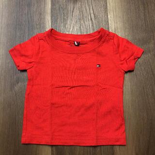 トミーヒルフィガー(TOMMY HILFIGER)の生後3-6m  トミー Tシャツ(Tシャツ)