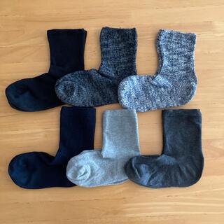 ムジルシリョウヒン(MUJI (無印良品))の無印良品 ソックス 靴下(ソックス)