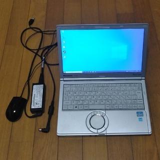Panasonic - パナソニック ノートパソコン CF-NX2 Windows10