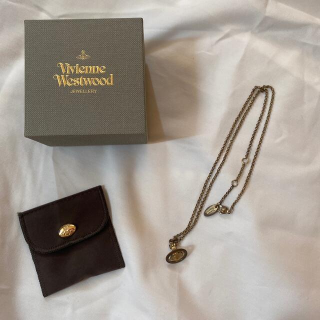 Vivienne Westwood(ヴィヴィアンウエストウッド)のヴィヴィアン ネックレス レディースのアクセサリー(ネックレス)の商品写真