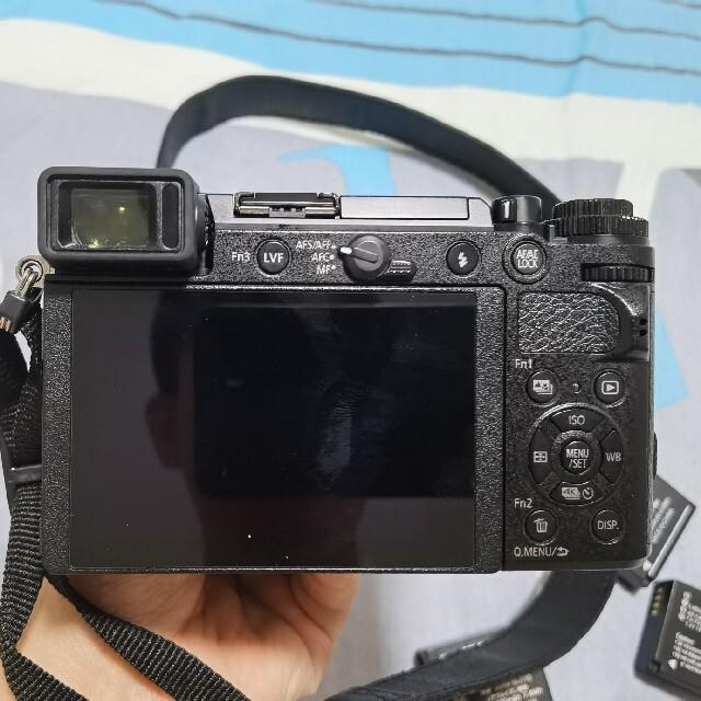 Panasonic(パナソニック)のPanasonic LUMIX DC-GX7MK3レンズセット スマホ/家電/カメラのカメラ(ミラーレス一眼)の商品写真