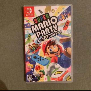 ニンテンドースイッチ(Nintendo Switch)の「スーパー マリオパーティ」 ニンテンドー Switch(家庭用ゲームソフト)