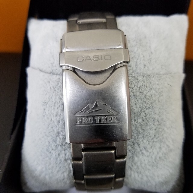 CASIO(カシオ)のカシオ プロトレック トリプルセンサー メンズの時計(腕時計(デジタル))の商品写真