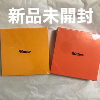 防弾少年団(BTS) - 新品未開封 Butter 2形態セット