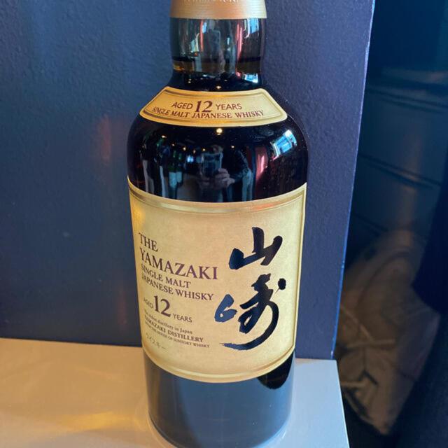 サントリー(サントリー)の山崎12年3本セット 食品/飲料/酒の酒(ウイスキー)の商品写真