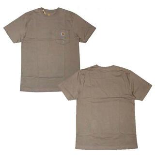 carhartt - カーハート ポケット付きTシャツ K87 DES M