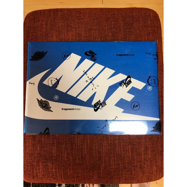 NIKE(ナイキ)のNIKE AIR JORDAN 1 TRAVIS SCOTT FRAGMENT メンズの靴/シューズ(スニーカー)の商品写真