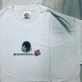 """Hanes - 1990's """"鈴木あみ"""" Printed T-Shirt Tシャツ"""