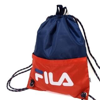 フィラ(FILA)の新品【FILA】プールバッグ ナップザック ナップサック  (マリン/スイミング)