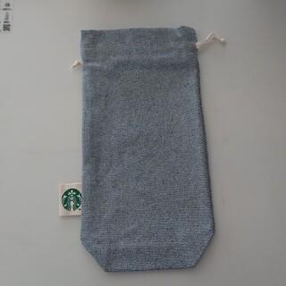 スターバックスコーヒー(Starbucks Coffee)のスターバックス アップサイクルコットン マルチデニムバック ブルー(その他)