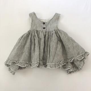 Caramel baby&child  - house of paloma ハウスオブパロマ フレア トップス タンク 3Y