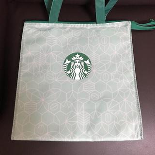 Starbucks Coffee - 未使用 スターバックス 2021 25周年 保冷バック