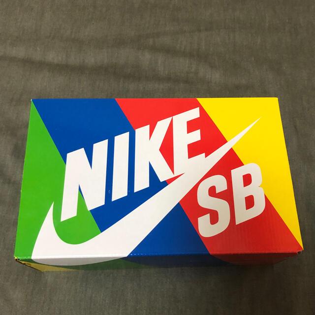 """NIKE(ナイキ)のNIKE SB DUNK LOW """"ABSTRACT ART"""" パラダンク メンズの靴/シューズ(スニーカー)の商品写真"""