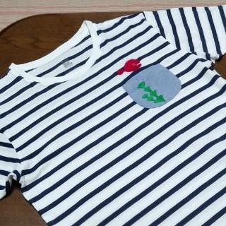 グラニフ(Design Tshirts Store graniph)のグラニフTシャツ「きんぎょがにげた」(Tシャツ(半袖/袖なし))