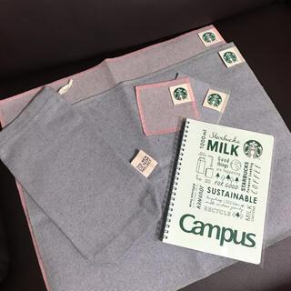 Starbucks Coffee - 未使用 スターバックス 25周年 コースター ランチョンマット セット
