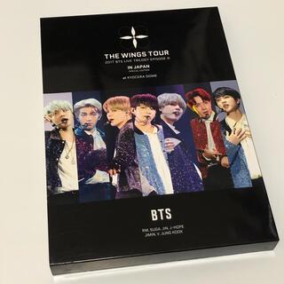 防弾少年団(BTS) - THE WINGS TOUR in JAPAN Bluray 初回限定盤