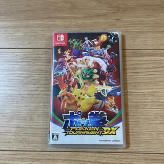 Nintendo Switch - 【中古】ポッ拳 POKKEN TOURNAMENT DX Switch