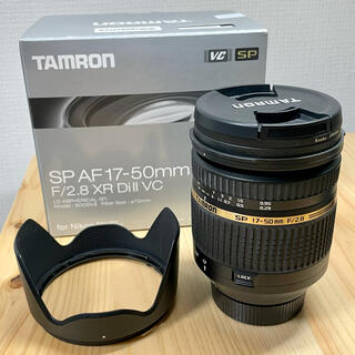TAMRON - TAMRON SP AF 17-50mm F2.8 XR Di II VC