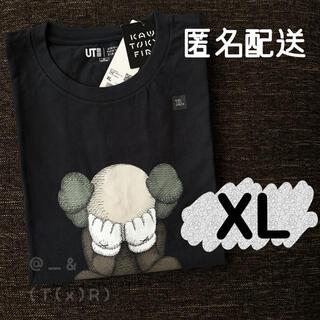 UNIQLO - ユニクロ カウズ KAWS  UNIQLO Tシャツ XLサイズ 1枚