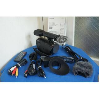SONY - SONY NEX-VG30 APS-Cセンサー搭載ビデオカメラ ボディ