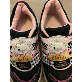 Disney - 【女の子用】マリーちゃん靴 17センチ