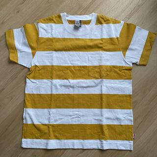 チャムス(CHUMS)のCHUMS チャムス  ボーダー Tシャツ(Tシャツ(半袖/袖なし))