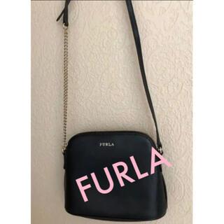 Furla - フルラ 斜め掛けok ショルダーバッグ ブラック