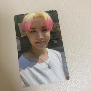 BTS  butter バター トレカ カード J-HOPE ホソク ホビ