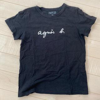 agnes b. - ♡agnes b.♡アニエスベー Tシャツ ブラック