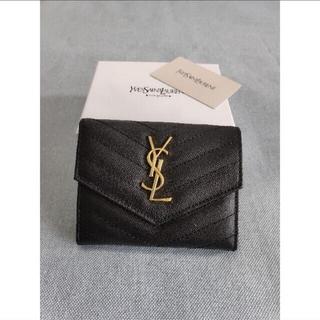 Yves Saint Laurent Beaute - ❥未使用❥美品サンローランさいふ67コインケース♬カード入れレディース