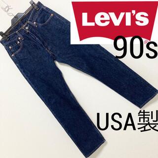 Levi's - 90s USA製◆Levi's リーバイス◆501 デニム ジーンズ パンツ濃色