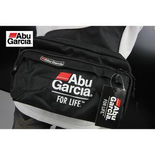 「AM入金:当日発送」【Abu Garcia】アブガルシア ウェスト型バッグ