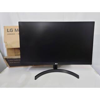 LG Electronics - LG モニター 24MK600M-B 23.8インチ 2021年製