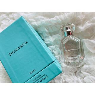 ティファニー(Tiffany & Co.)の最終値下げ!!ティファニーオードパルファム50ml(ユニセックス)