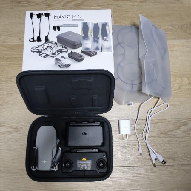 DJI Mavic Mini Fly More Combo フライモア コンボ  エンタメ/ホビーのおもちゃ/ぬいぐるみ(ホビーラジコン)の商品写真