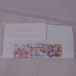 Disney - エコバッグ Disney MUFG ノベルティ not for sale 限定品