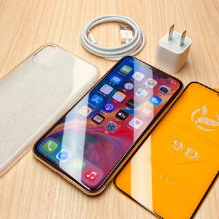 iPhone - SIMフリー iPhone X 64GB Silver 超美品 P16