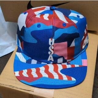 ナイキ(NIKE)のNIKE SB USA CAP AO Parra オリンピック パラ dunk(キャップ)