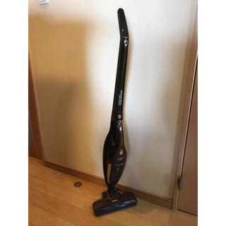 ヤマゼン(山善)の山善 掃除機 2WAYコードレスサイクロンクリーナー(掃除機)