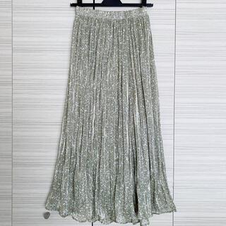FRAY I.D - 【新品】FRAY.ID プリーツスカート
