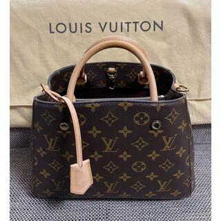 LOUIS VUITTON - ルイヴィトン モンテーニュBB
