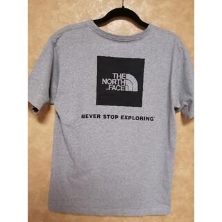 THE NORTH FACE - ノースフェイス ショートスリーブ スクエアロゴ Tシャツ M