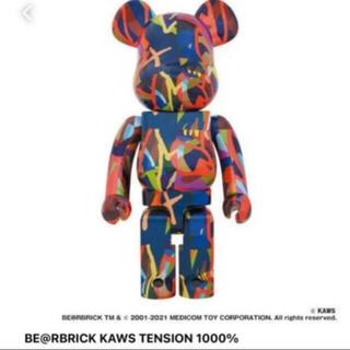 MEDICOM TOY - BE@RBRICK KAWS TENSION 1000% ベアブリック 新品